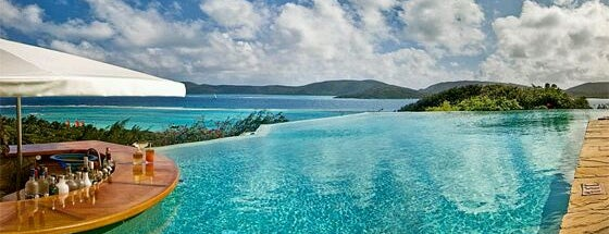 Necker Island is one of In the Future.