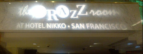Rrazz Room at Hotel Nikko is one of Music Venues in San Francisco, CA.