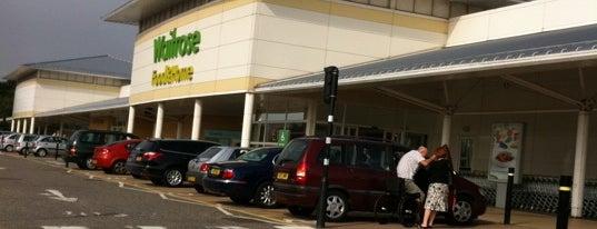 Favourite places to shop