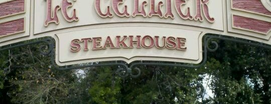 Le Cellier Steakhouse is one of Favorite Eateries at Walt Disney World.