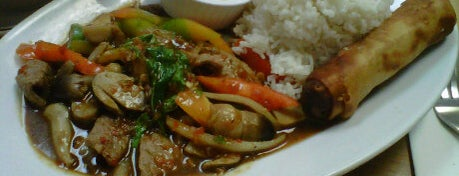 Nori Thai Restaurant is one of St Pete Beaches Feed Your Face Guide.