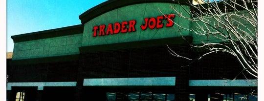 Trader Joe's is one of Carrie : понравившиеся места.
