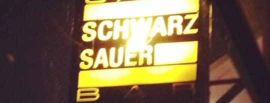 Café Schwarzsauer is one of Prenzlauer Berg.