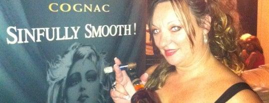 Aficionados is one of Stevenson's Top Cigar Spots.
