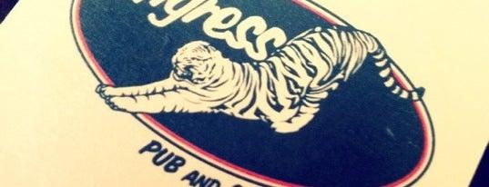 The Tigress Pub is one of Austin Pubs & Bars.
