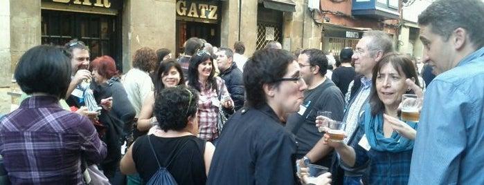Gatz is one of Los mejores pintxos de Bilbao.