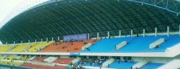 Stadion Gelora Sriwijaya is one of outsiders....