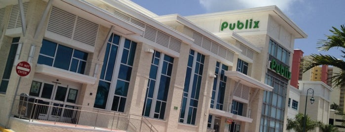 Publix is one of Lieux qui ont plu à the.