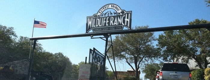 Natural Bridge Wildlife Ranch is one of Zoos of Texas.