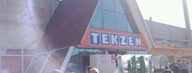 Tekzen is one of Locais curtidos por Hülya.