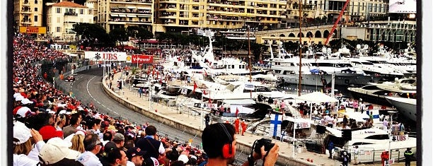 Grand-Prix de Monaco is one of Надо посетить.