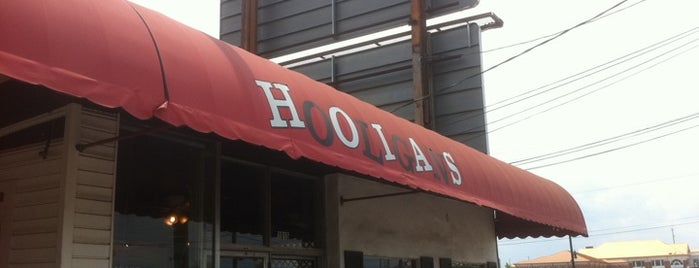 Hooligans Restaurant is one of Vasha 님이 좋아한 장소.