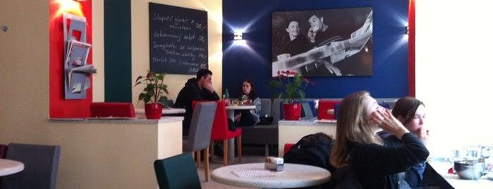 PastaCaffé is one of Tempat yang Disukai Elena.