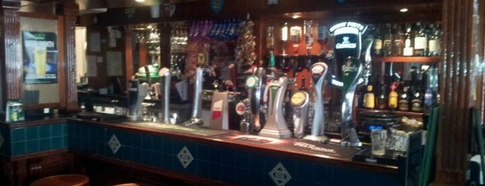 Bridie O'Reilly's Irish Pub is one of Been so far.