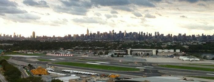 LaGuardia Airport (LGA) is one of New York.