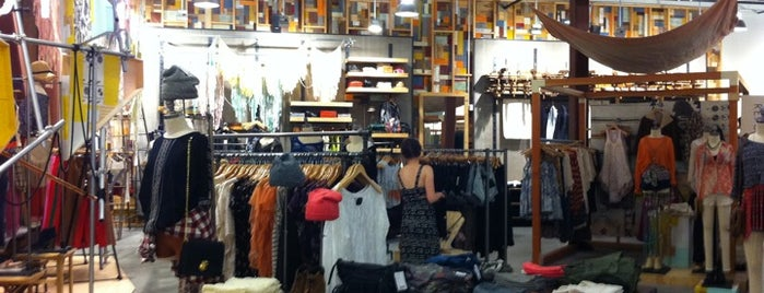 Urban Outfitters is one of San Diego Fun.