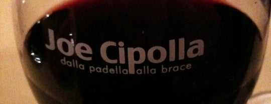 Joe Cipolla is one of Milano.