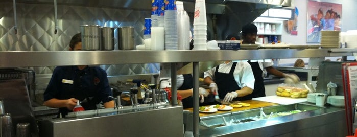 Johnny Rockets is one of My vacation @Orlando.