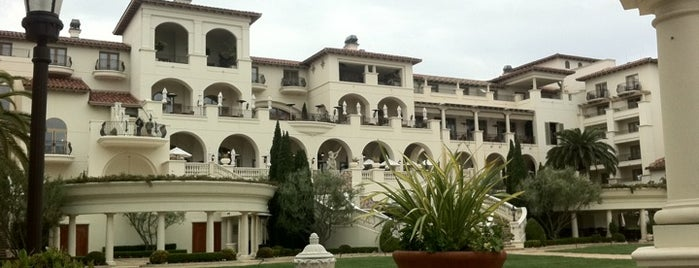 Monarch Beach Resort is one of Stevenson's Favorite World Hotels.