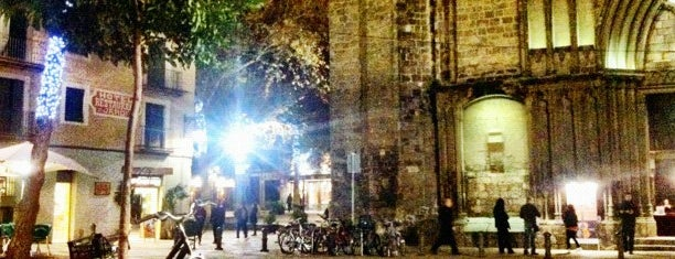 Plaza del Pino is one of Barcelona.