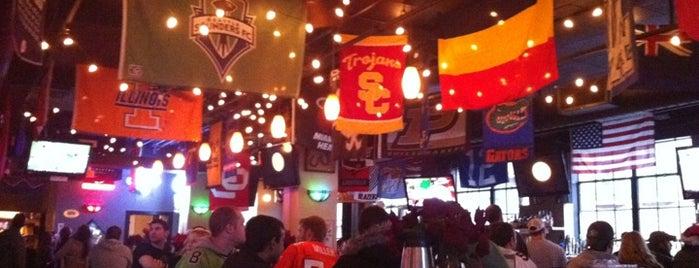 Buckley's in Belltown is one of Seattle, WA.