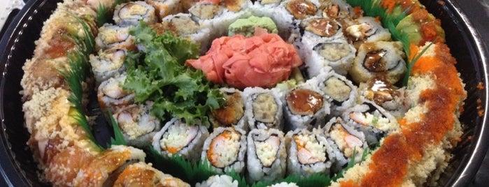 Omiya is one of 寿司.