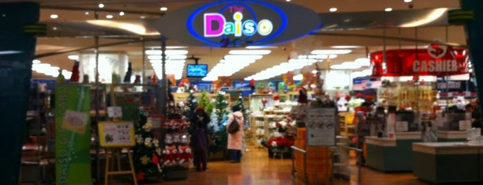 The Daiso is one of Lola's Liked Places.