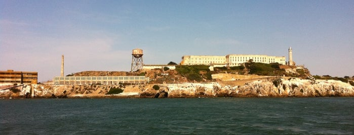 "Alcatraz Island is one of The Perfect ""Mom-in-Town"" Activities (Bay Area)."