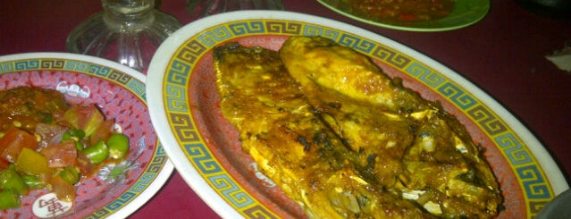 Pondok Ikan Bakar Babe Lili is one of Food 1.