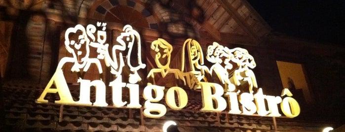 Antigo Bistrô is one of Por aí.