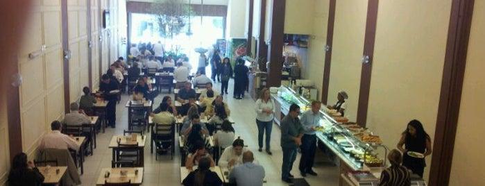 Praça São Paulo - Café & Restaurante is one of Locais salvos de BaresSP.