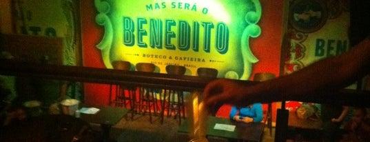 Mas Será O Benedito? is one of O Samba mata a tristeza da gente.
