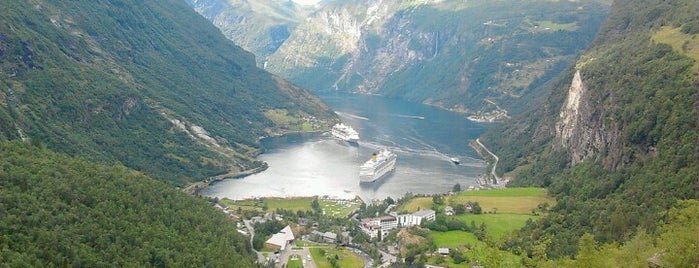 Geiranger is one of Best of Norway.