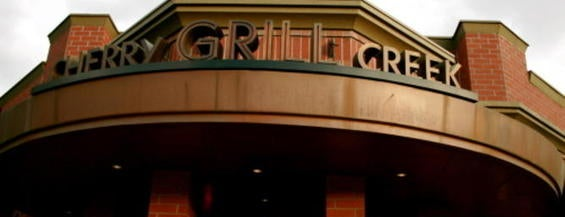 Cherry Creek Grill is one of denver nothing.