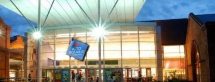 Alto Rosario Shopping is one of Mis mejores 10 y 1 yapa, en Rosario.