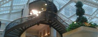 The Rookery Building is one of Frank Lloyd Wright.