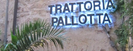 Trattoria Pallotta is one of Italian.