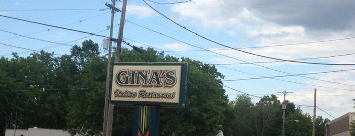 Gina's Pizza is one of Best food!.