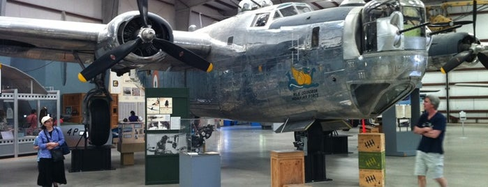 Pima Air & Space Museum is one of Aviation.