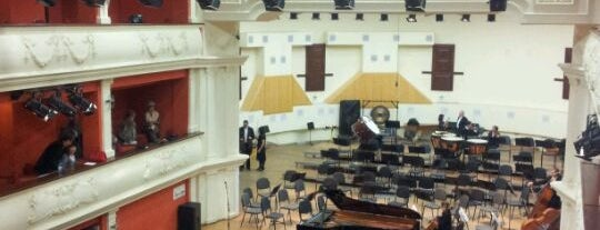 Filarmonica de Stat Sibiu - Sala Thalia is one of Alvaroさんのお気に入りスポット.