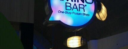 The Amino Bar is one of Yuryさんのお気に入りスポット.