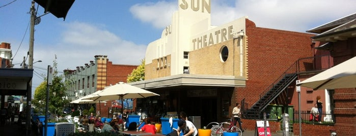 Sun Theatre is one of Melbourne!.