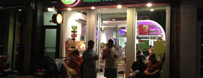 16 Handles is one of Upper East.