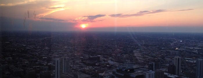Willis Tower is one of Favorite Places Around the World.