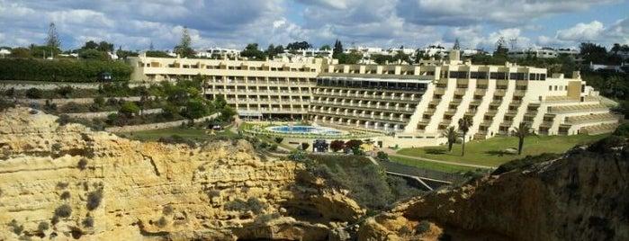 Tivoli Carvoeiro Algarve Resort is one of Spain & Portugal.