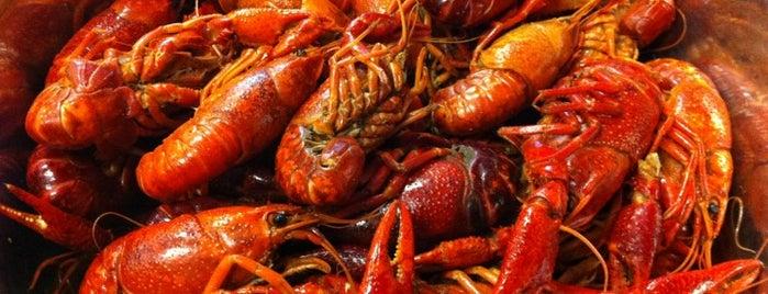 Crawfish Shack Seafood is one of Atlanta.