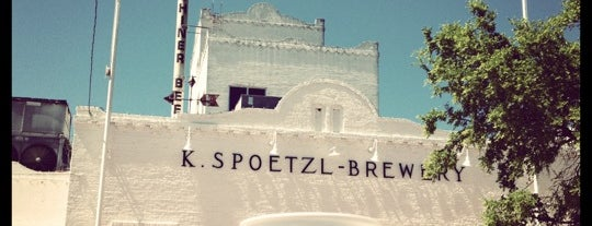 Spoetzl Brewery is one of Lieux sauvegardés par Allison.