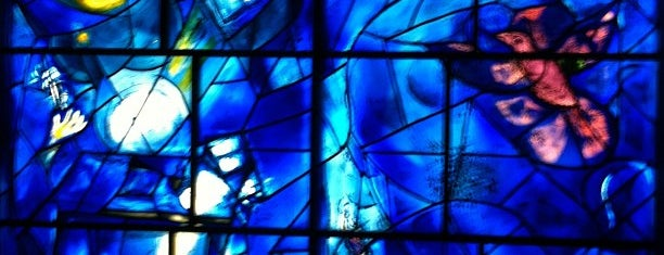Chagall's American Windows is one of Chicago.