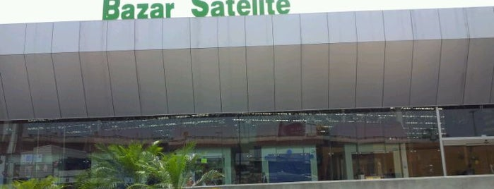 Bazar Satélite is one of Ivàn : понравившиеся места.