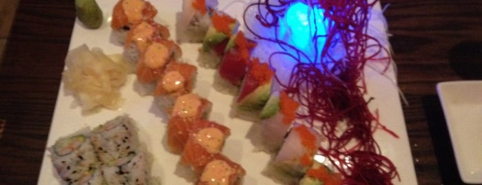 Kumo Sushi is one of Food - Virginia.